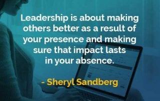 Kata-kata Bijak Sheryl Sandberg Membuat Orang Lain Menjadi Lebih Baik - Finansialku