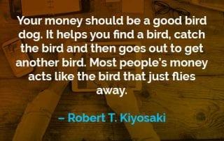 Kata-kata Motivasi Robert T. Kiyosaki Burung yang Baik - Finansialku