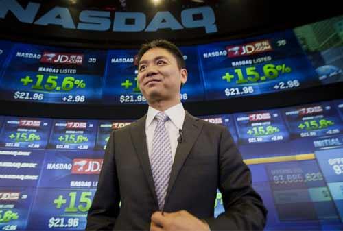 Kisah Sukses Richard Liu Qiang Dong 3 Finansialku