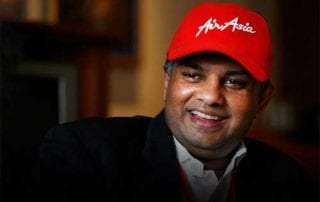 Kisah Sukses Tony Fernandez, Pendiri Air Asia 01 - Finansialku