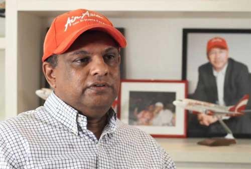 Kisah Sukses Tony Fernandez, Pendiri Air Asia 04 - Finansialku