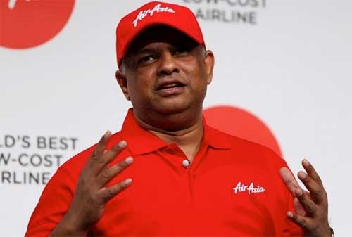 Kisah Sukses Tony Fernandez, Pendiri Air Asia 05 - Finansialku