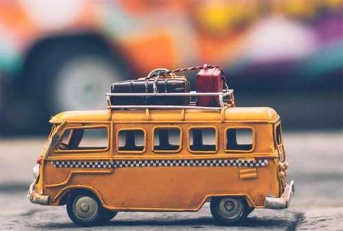 Promo Tiket Mudik Lebaran 03 Mobil - Finansialku