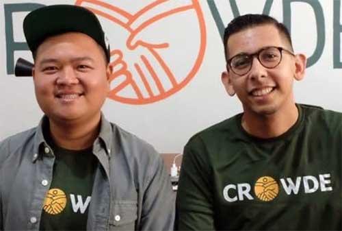 30 Under 30 Forbes 2018 02 Yohanes Sugihtononugroho dan Muhammad Risyad Ganis - Finansialku