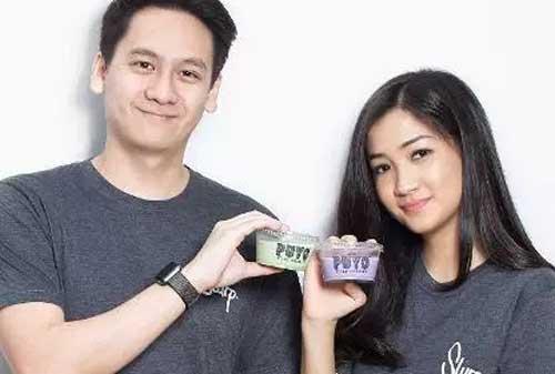 30 Under 30 Forbes 2018 05 Adrian dan Eugenie Patricia Agus - Finansialku