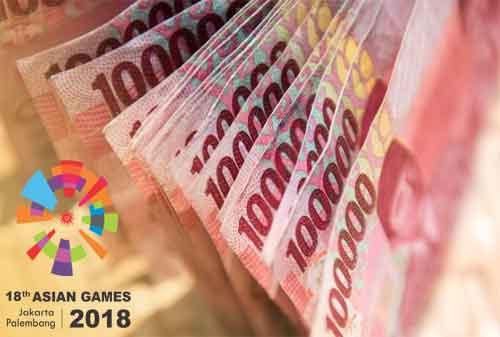 Wow! Anggaran Asian Games 2018 Mencapai Jumlah yang Fantastis