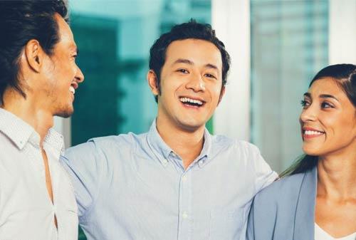 Cara Jitu Menjalin Hubungan Baik dengan Rekan Kerja