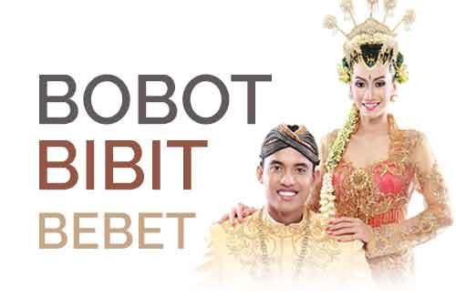 Image result for bibit bebet bobot