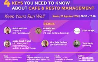 Event Resto Run Well