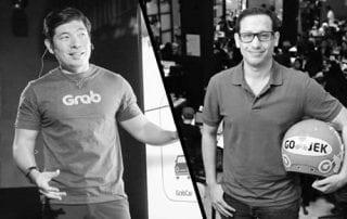 Grab dan Gojek Berlomba Kuasai Asia Tenggara 00 Finansialku