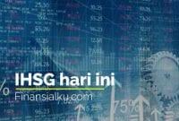 IHSG Hari Ini 01 - Finansialku