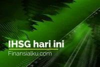 IHSG Hari Ini 07 - Finansialku