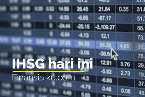 IHSG Hari Ini 10 - Finansialku