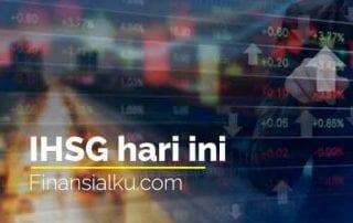 IHSG Hari Ini 15 - Finansialku
