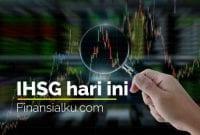 IHSG Hari Ini 16 - Finansialku