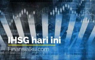 IHSG Hari Ini 20 - Finansialku