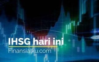 IHSG Hari Ini 22 - Finansialku