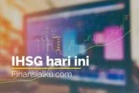 IHSG Hari Ini 23 - Finansialku