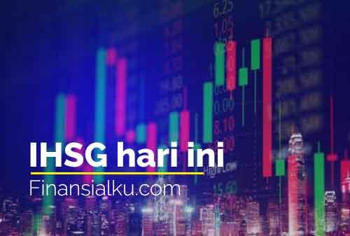 IHSG Hari Ini 24 - Finansialku