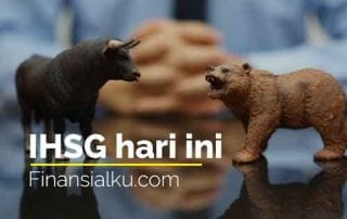 IHSG Hari Ini 25 - Finansialku
