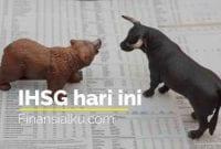 IHSG Hari Ini 26 - Finansialku