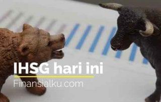 IHSG Hari Ini 27 - Finansialku