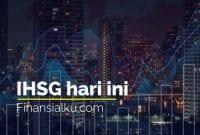 IHSG Hari Ini 31 - Finansialku