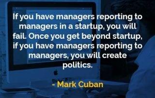 Kata-kata Bijak Mark Cuban Melaporkan Kepada Manajer - Finansialku