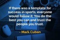 Kata-kata Bijak Mark Cuban Sukses Dalam Olahraga - Finansialku