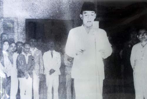 Kilas Balik Sejarah Proklamasi Kemerdekaan Indonesia