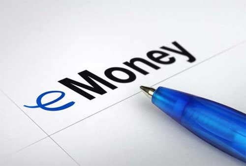 Lisensi Uang Elektronik 02 e-Money - Finansialku