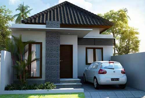 Desain Rumah Minimalis Ukuran 7x14  berikut estimasi biaya bangun rumah minimalis tahun 2019