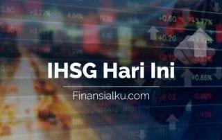 Penutupan IHSG Hari Ini Finansialku 03