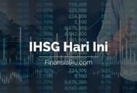 Penutupan IHSG Hari Ini Finansialku 10