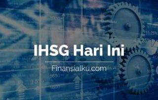 Penutupan IHSG Hari Ini Finansialku 19