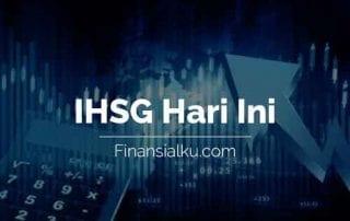 Penutupan IHSG Hari Ini Finansialku 23