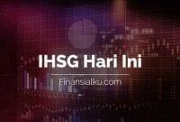 Penutupan IHSG Hari Ini Finansialku 29