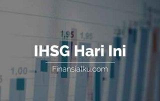 Penutupan IHSG Hari Ini Finansialku 33