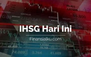 Penutupan IHSG Hari Ini Finansialku 35
