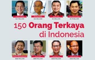 Ini Dia 150 Orang Terkaya Di Indonesia, Banyak Yang Masih Muda 01 Finansialku
