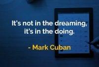Kata-kata Bijak Mark Cuban Bukan Dalam Mimpi - Finansialku