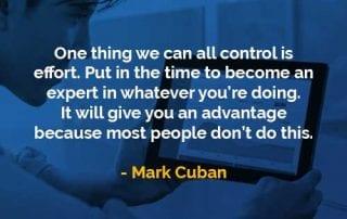 Kata-kata Bijak Mark Cuban Usaha - Finansialku