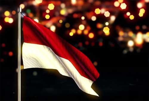 Kata-kata Motivasi Kemerdekaan 08 Bendera - Finansialku