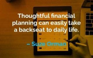 Kata-kata Motivasi Suze Orman Perencanaan Keuangan yang Bijaksana - Finansialku