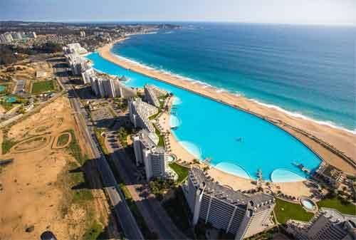 Kolam Renang Termahal di Dunia 03 San Alfonso del Mar - Finansialku