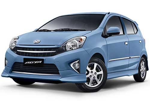 Kredit Mobil Paling Murah 05 Toyota Agya - Finansialku