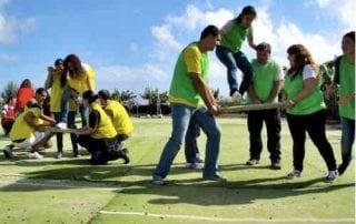 Manfaat Team Building 01 Karyawan HR - Finansialku