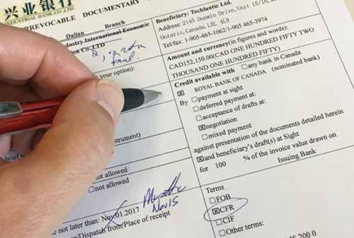 Mari Kenali Surat Kredit Berdokumen 2 Finansialku