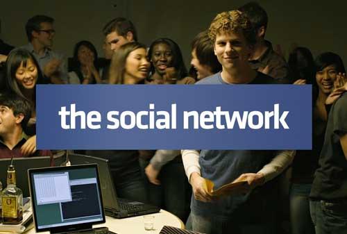 Para Entrepreneur, Ambil Hikmah dan Pelajaran dari Film The Social Network (2010)