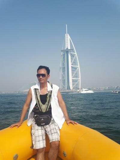 Pengalaman Tak Terlupakan Berlibur ala Backpacker ke Dubai 13